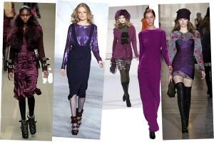 """""""How to wear purple"""""""
