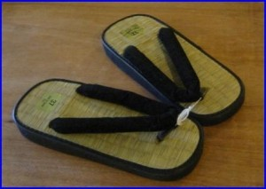 """Traditional Japan Sandals"""