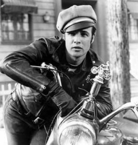 marlon brando leather jackets