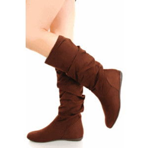 brown flat boots for women | Gommap Blog