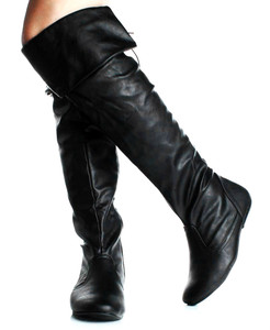 Preciousinstants: Knee High Boots For Women Without Heels Images