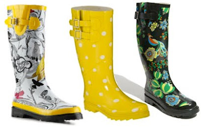 How to Wear Rain Boots?