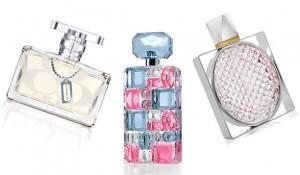 spring and summer perfumes