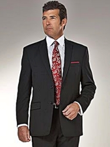 tailored coat and suit