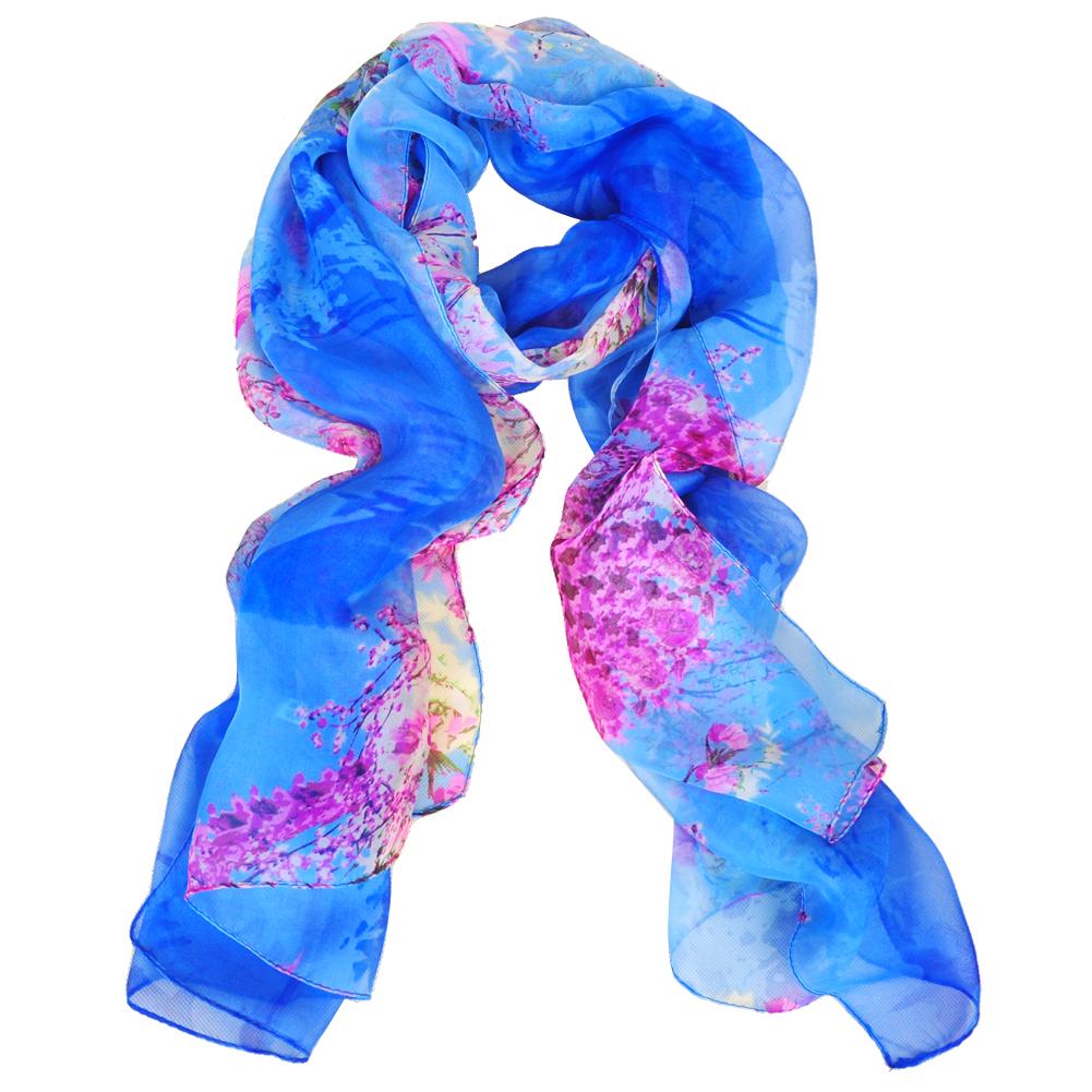 Ionlyyou silk scarf