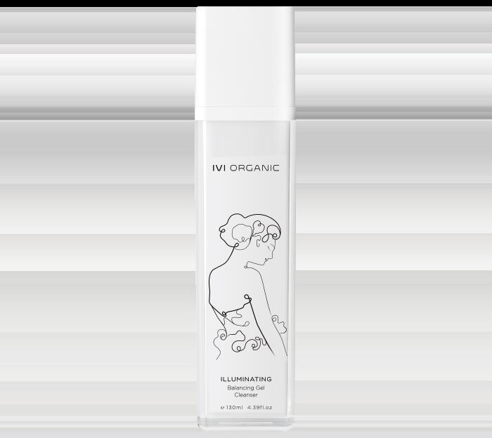 organic skincare product
