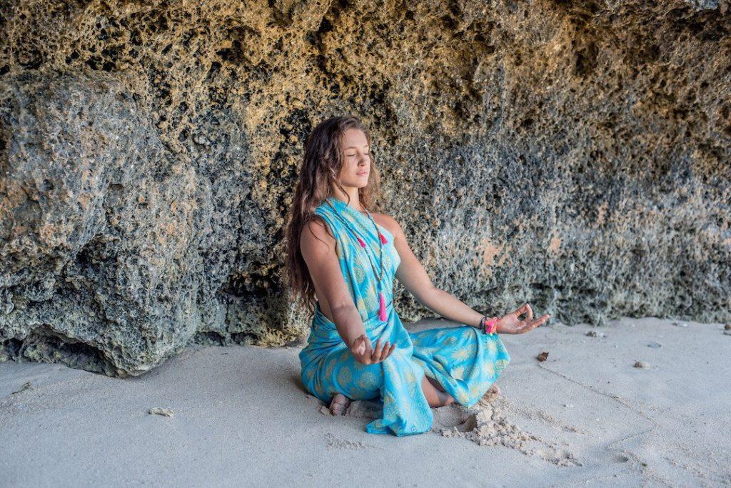 Linda Hering's batik fashions