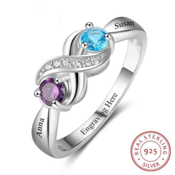 Birthstones Rings